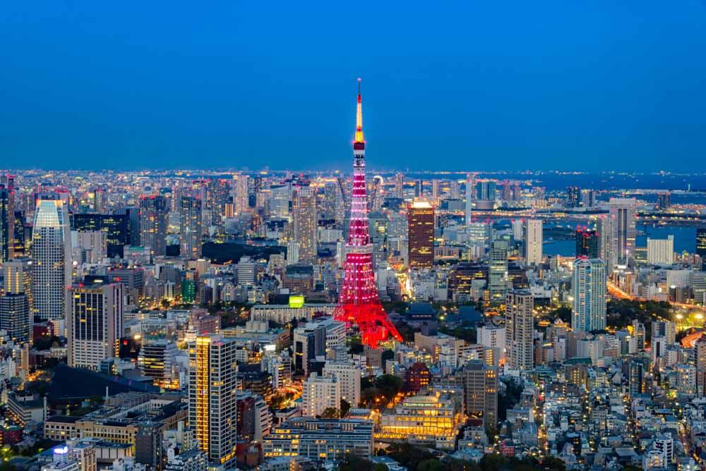 Descubra quais são as maiores cidades do mundo 1