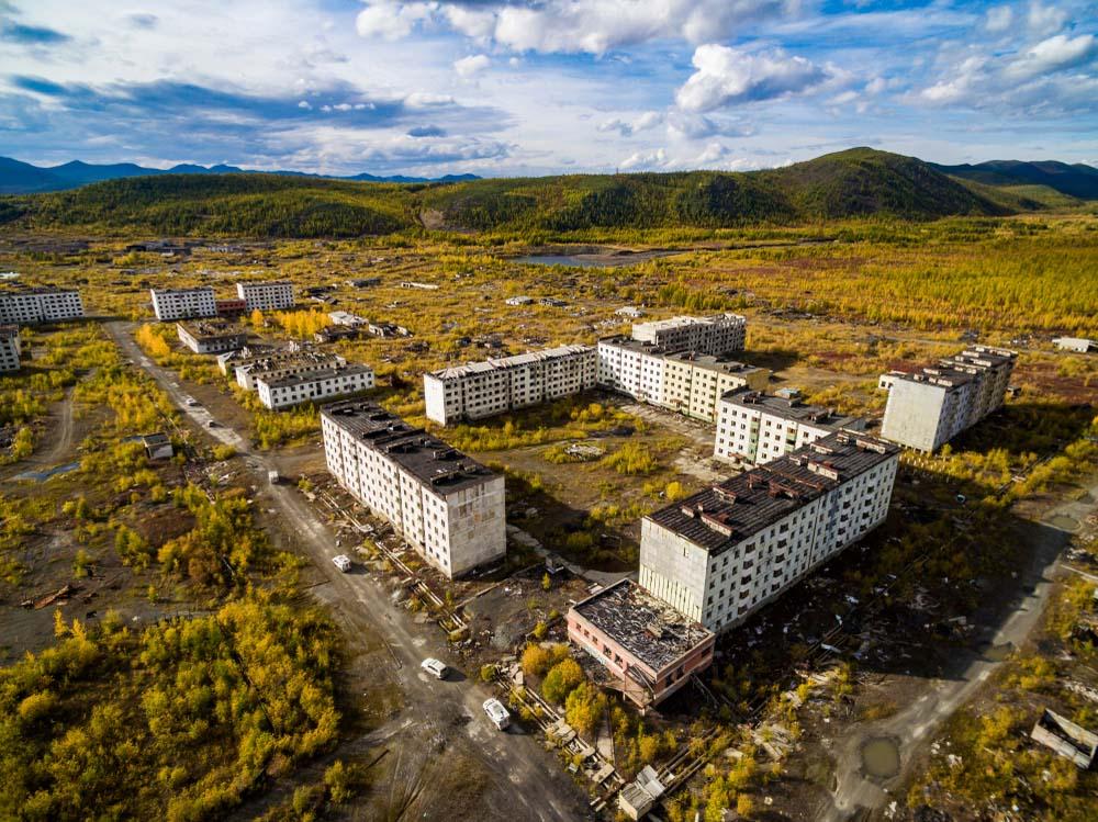 Kadykchan, Rússia