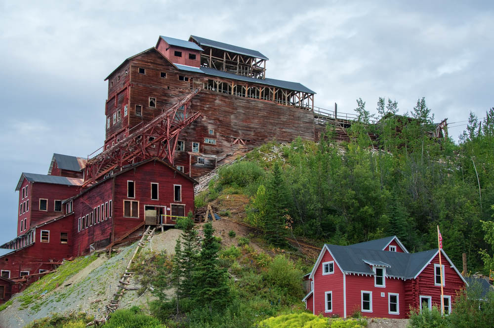Kennecott, Alasca