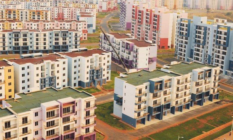 Nova Cidade de Kilamba , Angola