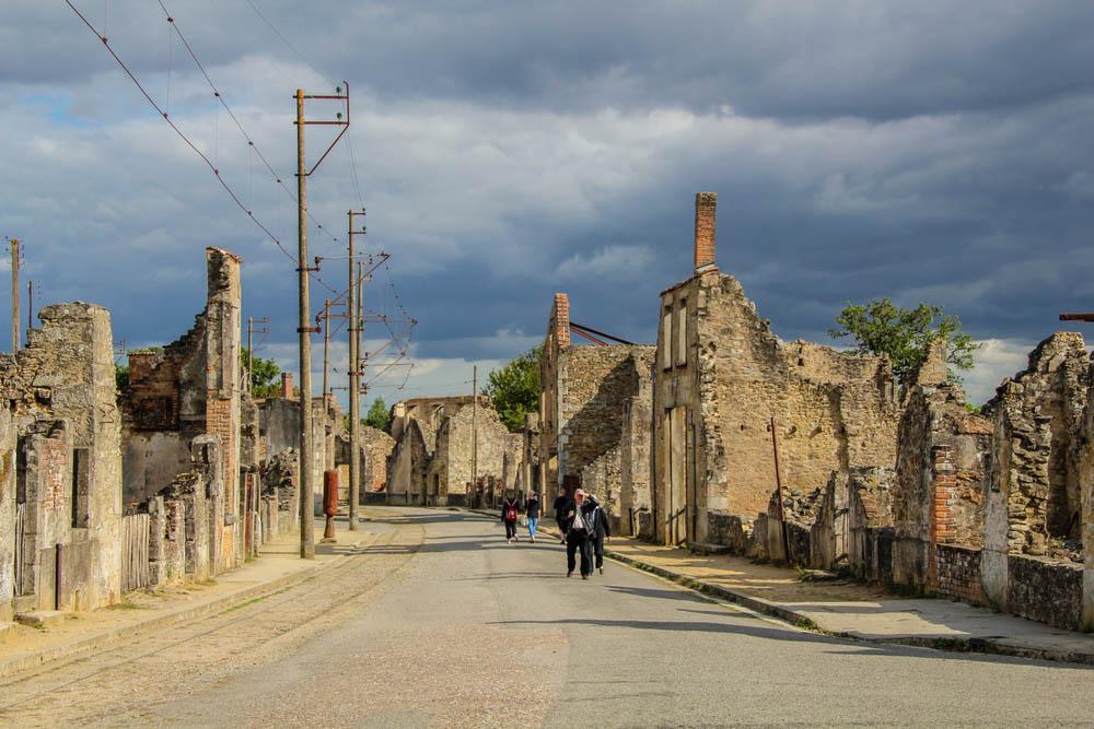Oradour-sur-Glane, França