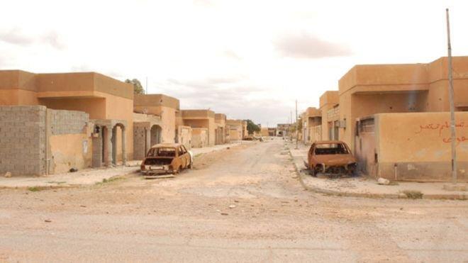 Tawergha, Líbia