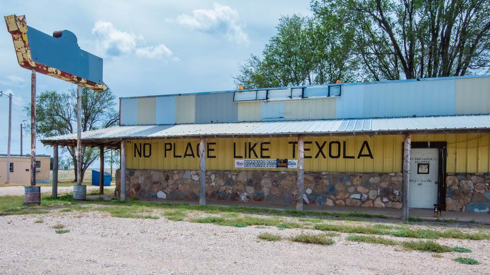 Texola, Oklahoma