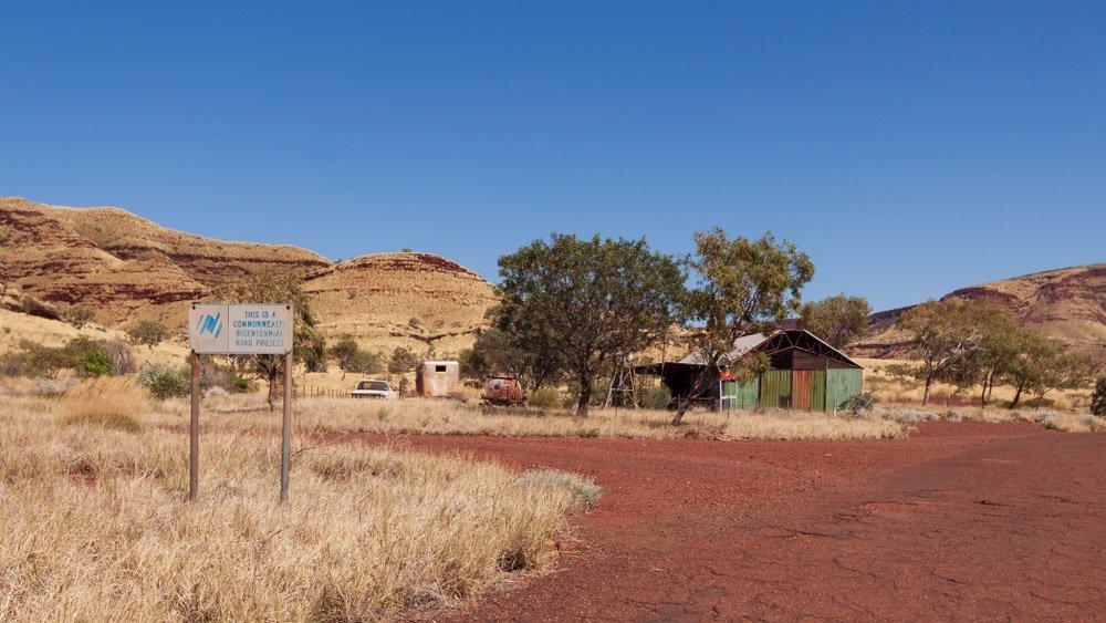 Wittenoom, Oeste da Austrália