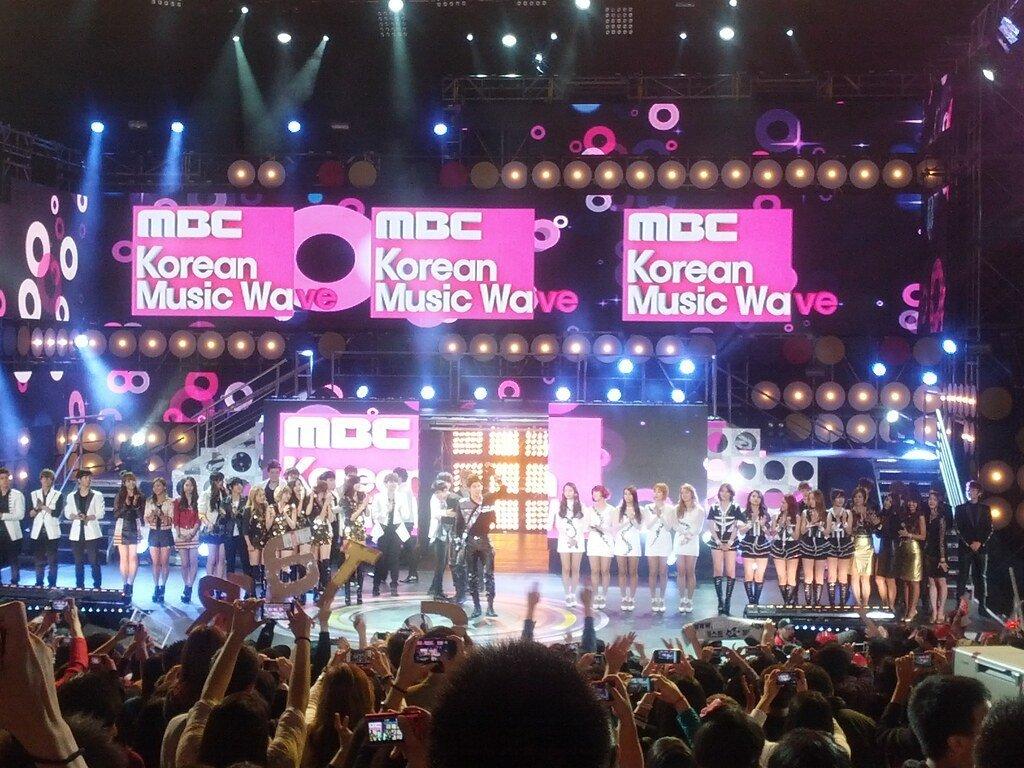 grupos de K-pop mais populares