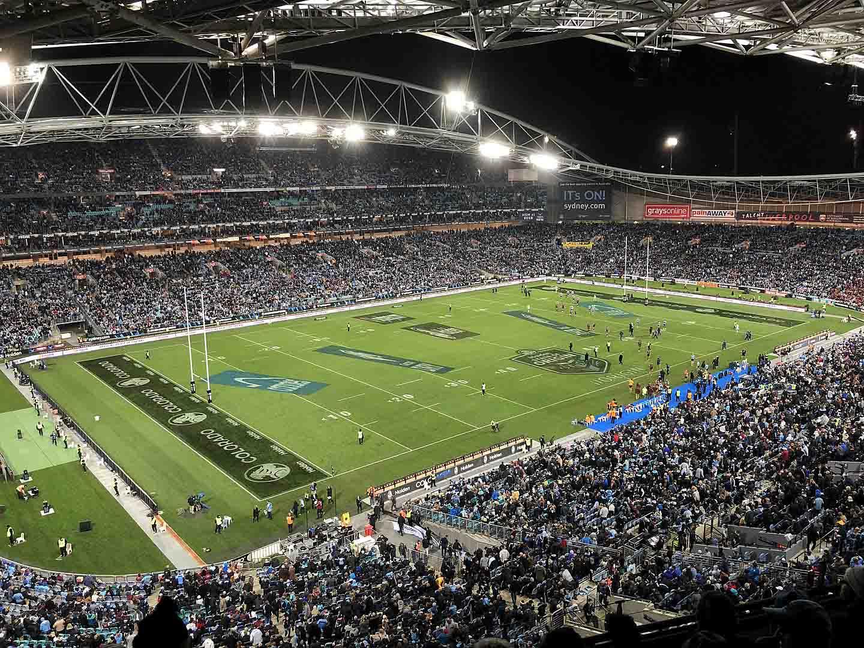 ANZ Stadium, Austrália