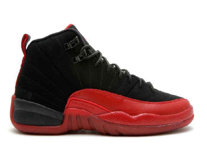 Air Jordan 12 (Flu Game)