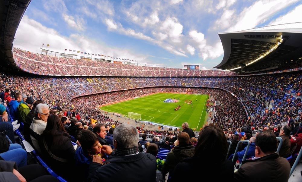 Camp Nou, Barcelona, Espanha