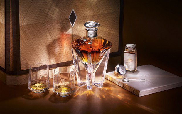 Diamond Jubilee By Johnnie Walker