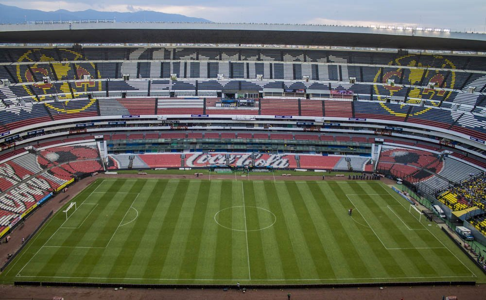 Estádio Azteca, Cidade do México, México