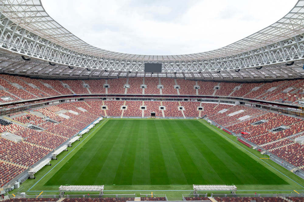 Estádio Luzhniki, Moscou, Rússia