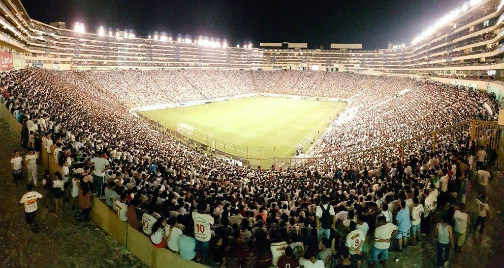 Estádio Monumental, Lima, Peru