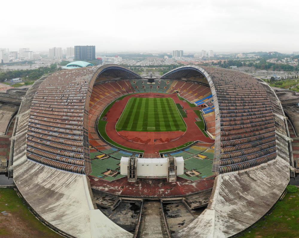 Estádio Shah Alam, Shah Alam, Malásia