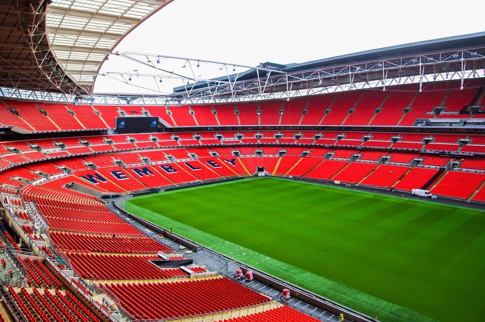 Estádio de Wembley, Londres, Reino Unido