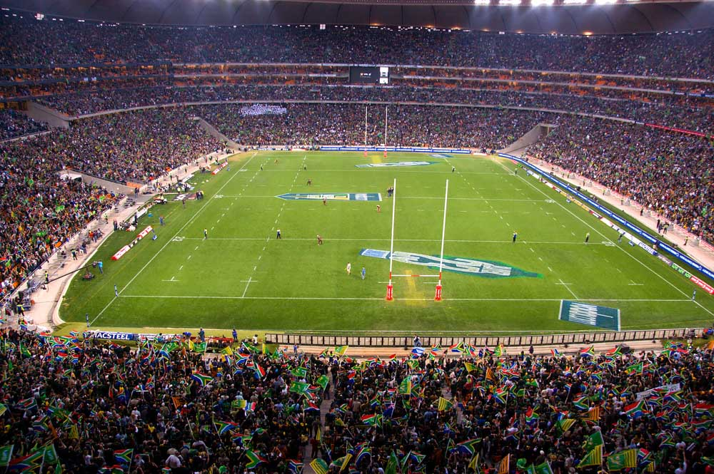 Estádio do FNB, Joanesburgo, África do Sul