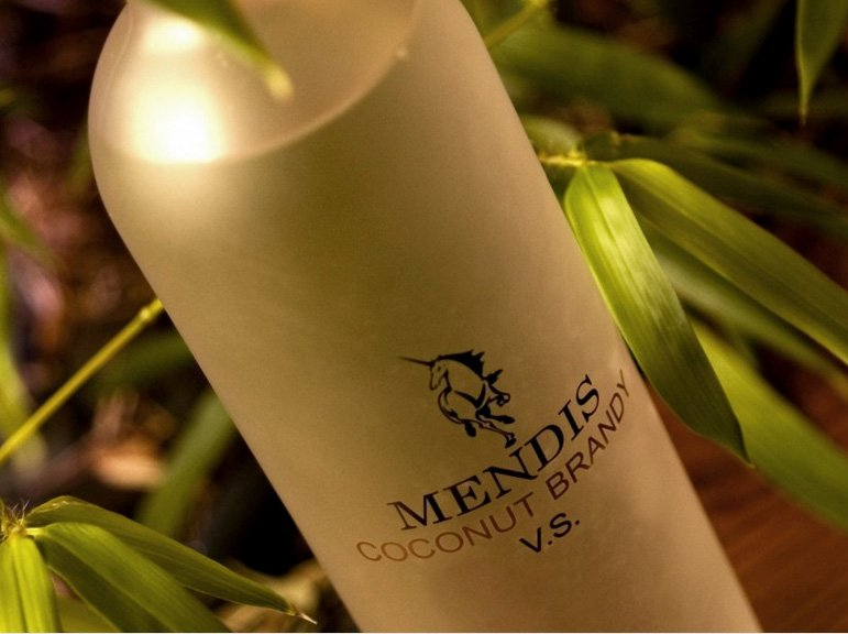 Mendis Coconut Brandy VS