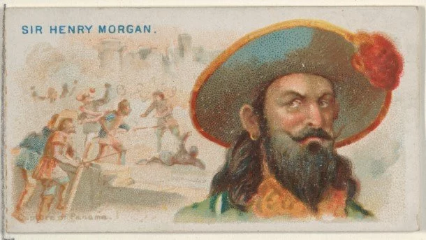 Sir Henry Morgan