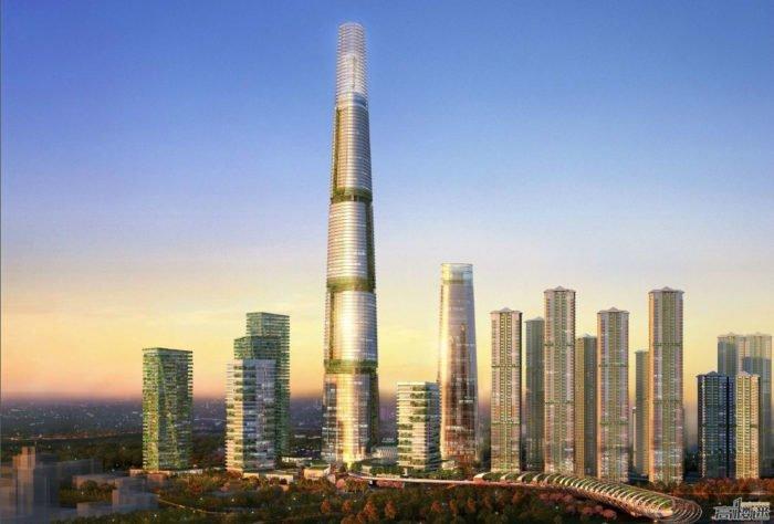 Skyfame Center Landmark Tower