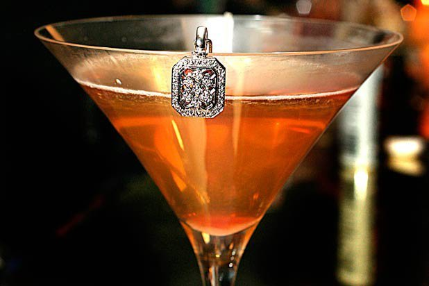 The Diamond Is Forever Martini