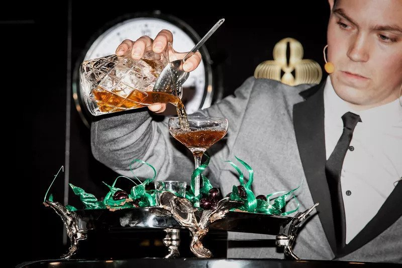 The Winston Cocktail