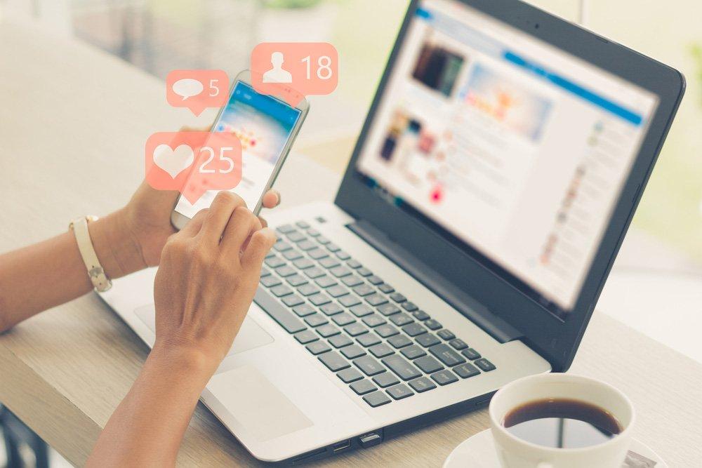 maiores redes sociais do mundo