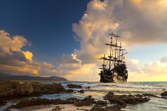 piratas mais famosos e temidos