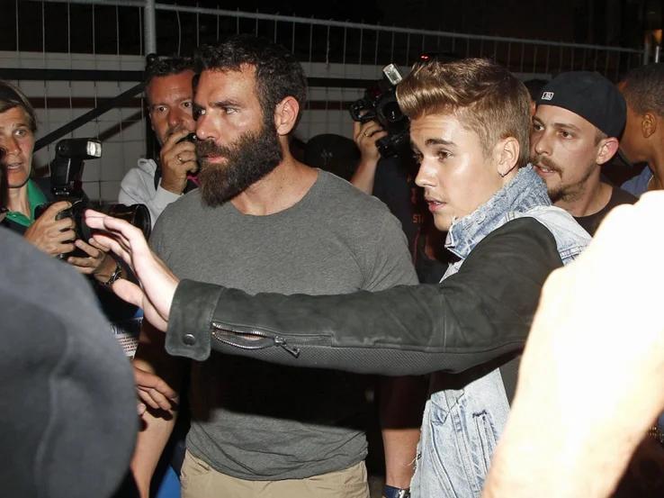Dan Bilzerian e Justin Bieber