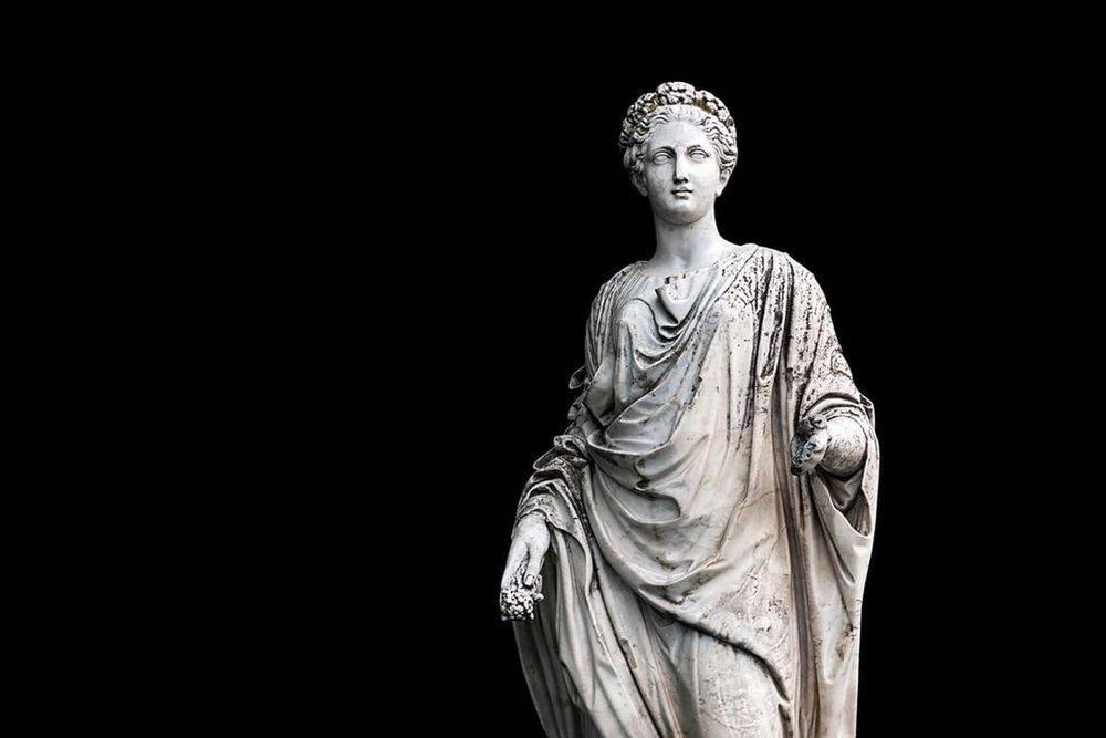 Deméter (Deusa da Agricultura, Grão e Pão)