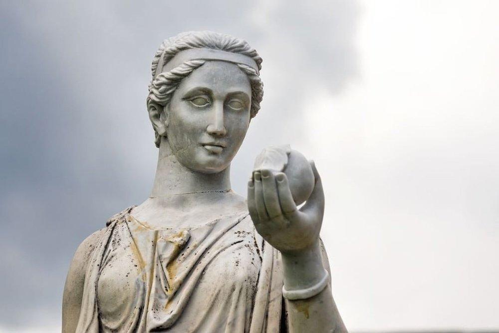 Hera (Deusa do Matrimônio e do Parto)