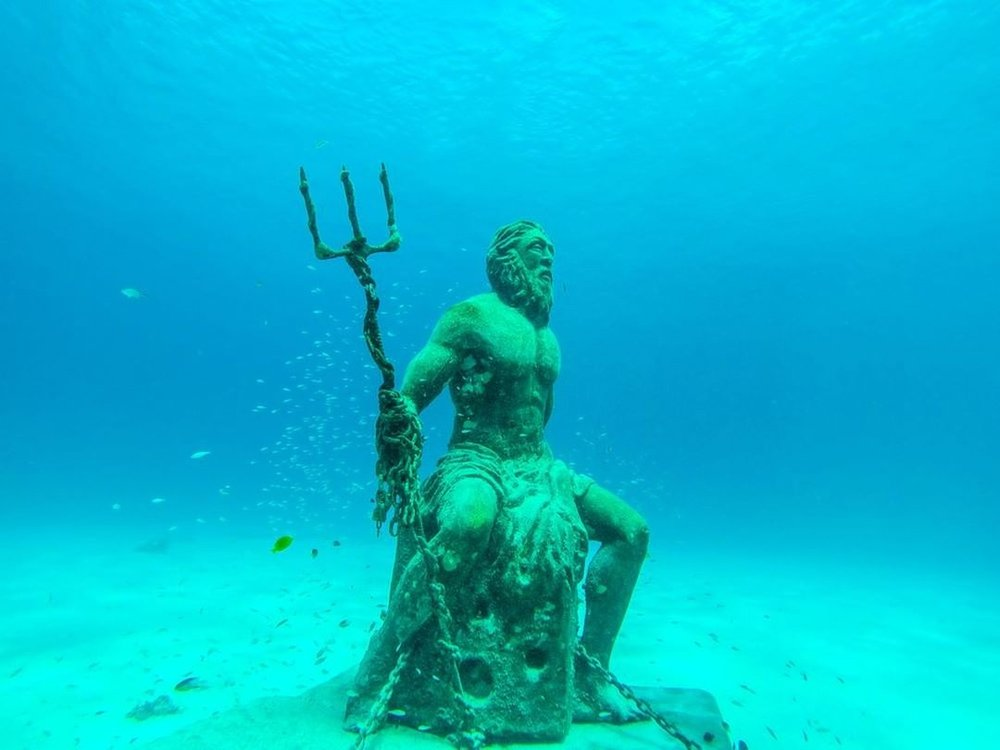 Poseidon (Deus do Mar)