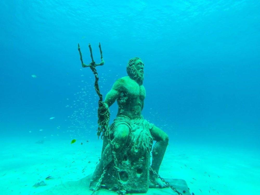 Poseidon (Deus do Mar)