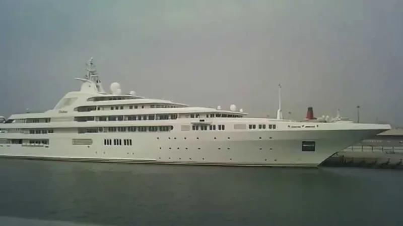 Dubai - 400 milhões de dólares