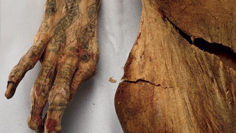 Tatuagem no Antigo Egito