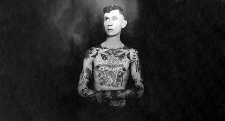 Tatuagens na década de 1950