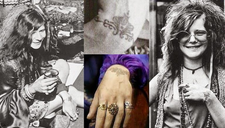 Tatuagens na década de 1960