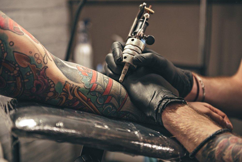 origem da tatuagem