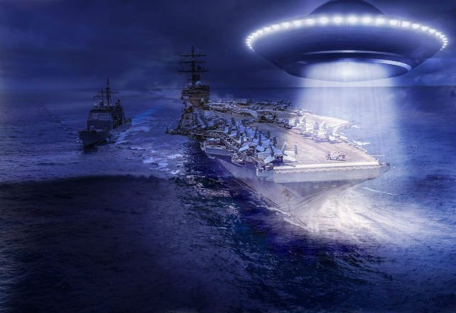 As Confirmações da Marinha dos EUA