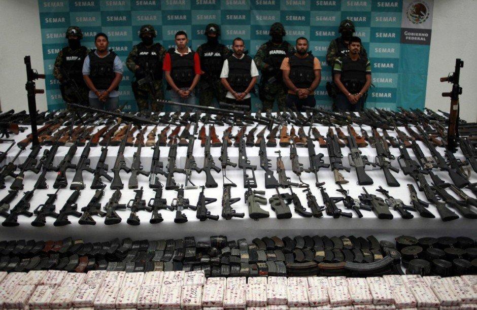 Cartéis de Droga Mexicanos