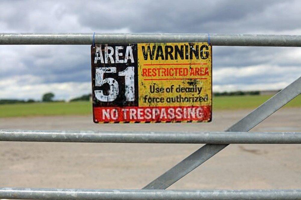 Fatos Estranhos e Bizarros sobre a Área 51