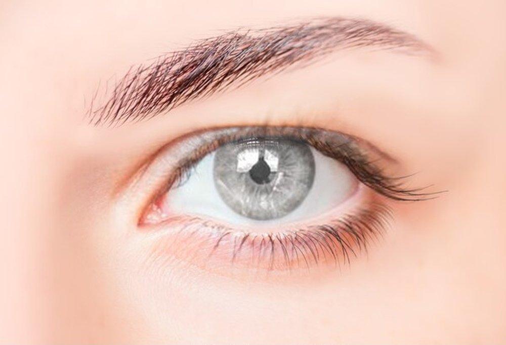 Olhos Cinza