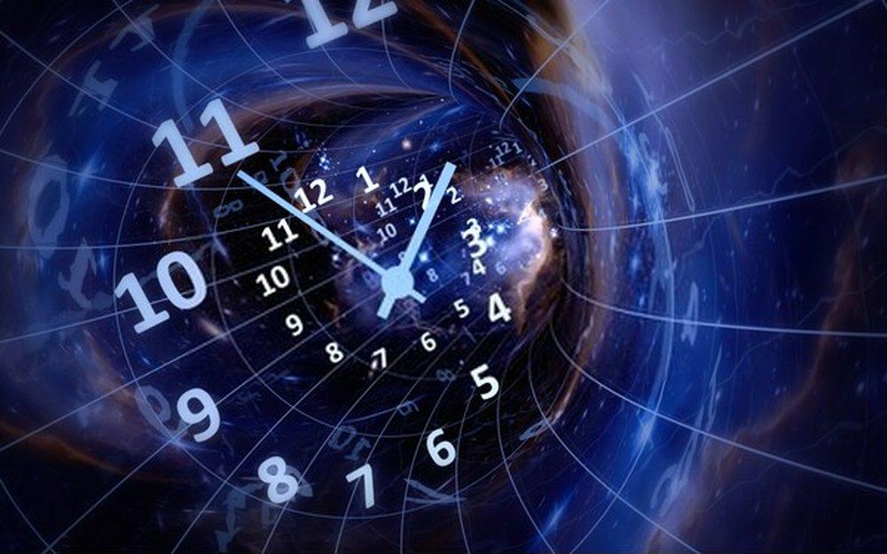 Teste de Viagem no Tempo?