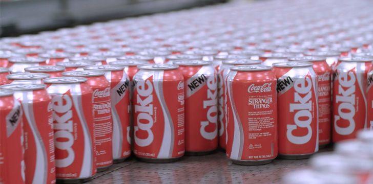 A Coca-Cola não tinha exatamente cocaína em sua receita original.