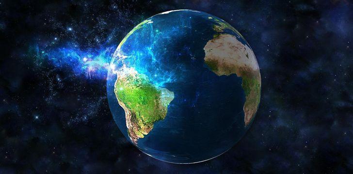 A Terra é o único planeta que não tem o nome de um Deus