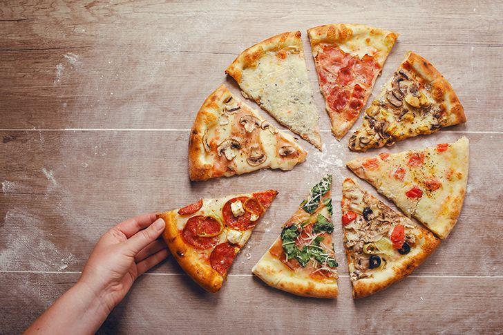 A pizza mais cara do mundo custa $12.000 dólares