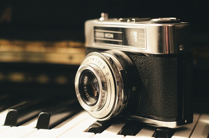 A primeira câmera precisava de uma exposição incrivelmente longa
