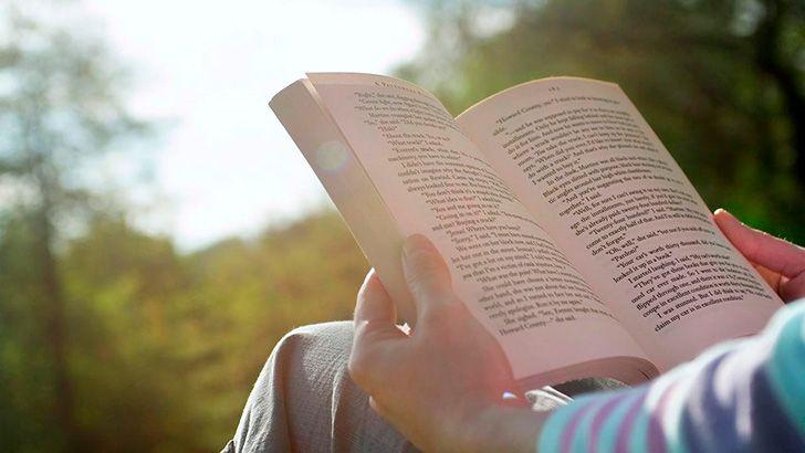 As pessoas lêem mais rápido ou mais devagar, dependendo do que lêem