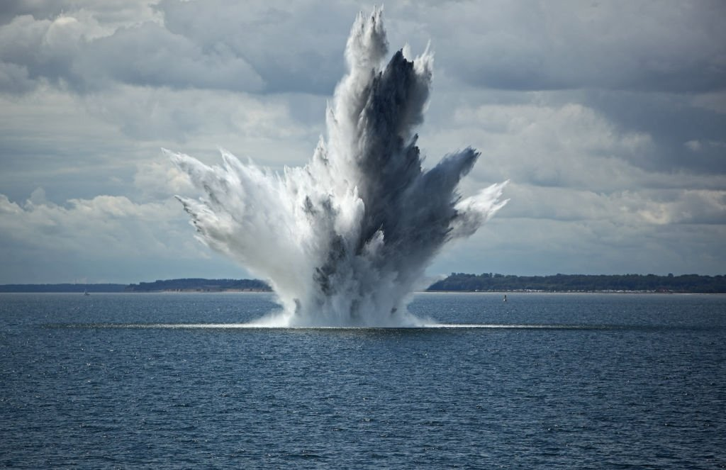 Bombas Oceânicas