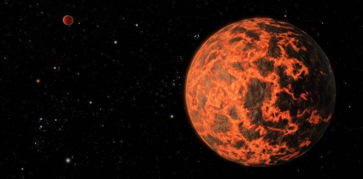 Mercúrio & Vénus são os únicos 2 planetas do nosso sistema solar que não têm luas