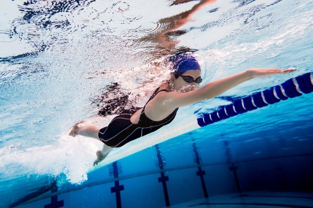 Nadar é melhor do que correr