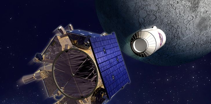 O Satélite de Observação e Sensoriamento de Crateras da NASA (LCROSS) encontrou evidências de água na Lua da Terra